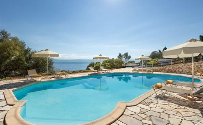 Hotel Wyndham Loutraki Poseidon Resort - logies en ontbijt