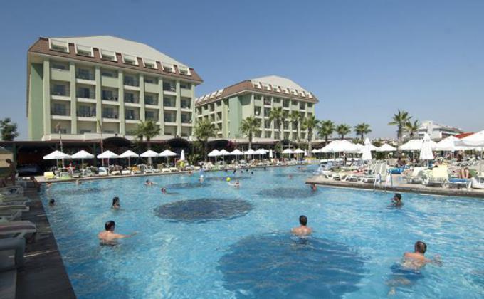 Maxholiday Hotels Belek