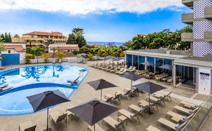Hotel Allegro Madeira - winterzon