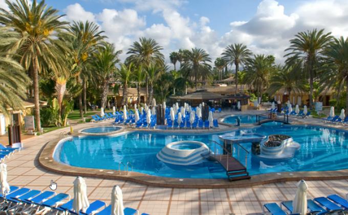 Aparthotel Dunas Suites & Villa Resort - winterzon