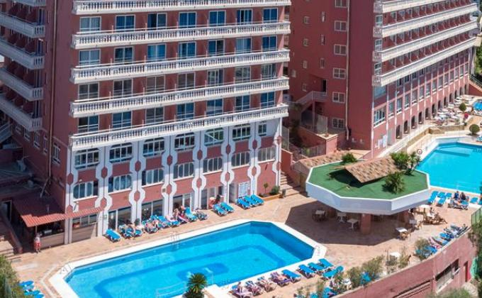 Hotel Luna & Luna Park - logies en ontbijt