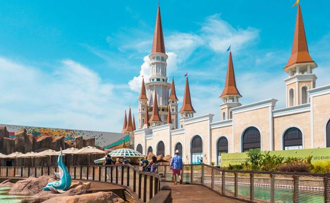 Hotel The Land of Legends Kingdom - Ultra All-inclusive