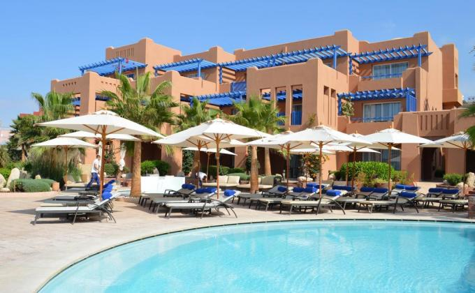 Paradise Plage Resort - winterzon