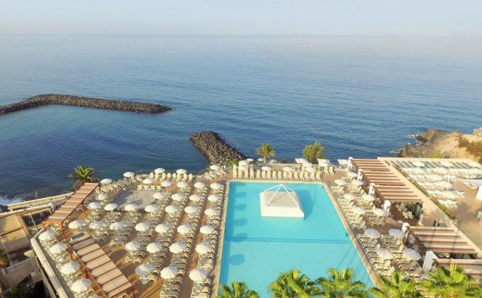 Hotel Iberostar Bouganville Playa - all inclusive