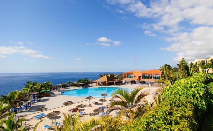 Hotel La Palma & Teneguia Princess Vital & Fitness - Zomer logies en ontbijt