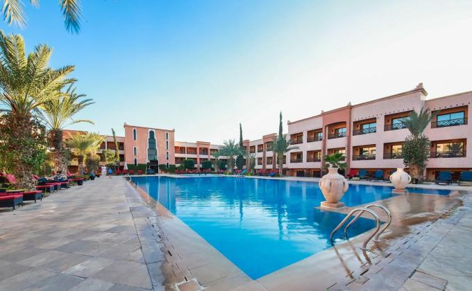 Zalagh Kasbah Hotel & Spa - all inclusive