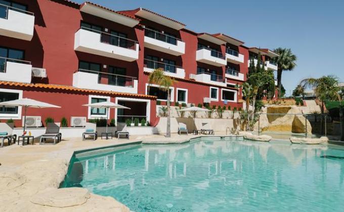 Aparthotel Topazio Mar Beach - Hotel logies en ontbijt