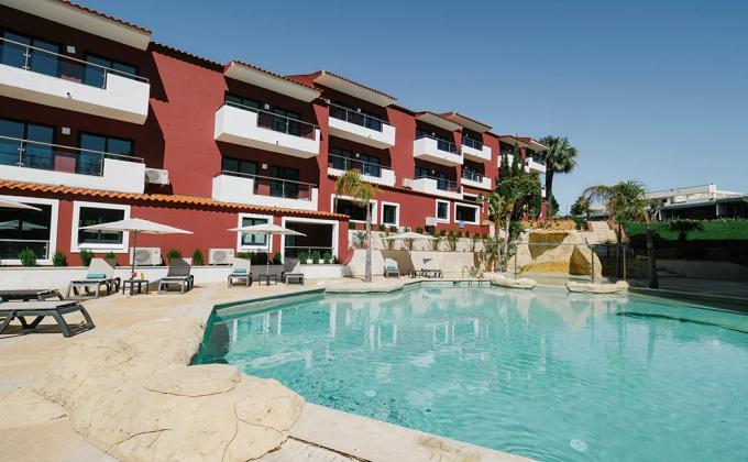 Aparthotel Topazio Mar - logies