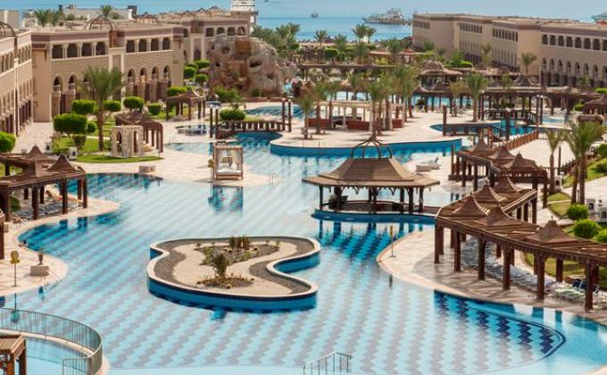 Hotel SUNRISE Select Mamlouk Palace Resort