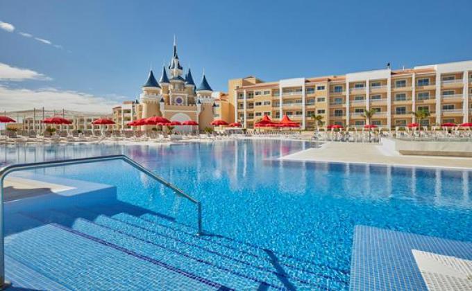Hotel Bahia Principe Fantasia Tenerife - swim-up junior suites