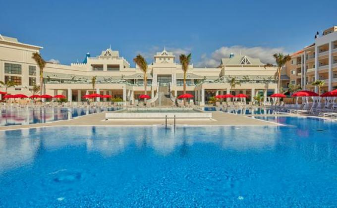 Hotel Fantasia Bahia Principe Tenerife - adults only area