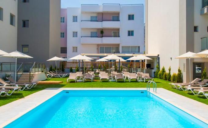 Hotel City Green - adults only - logies en ontbijt