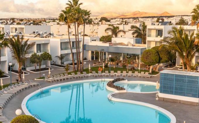 Hotel Oasis Lanz Beach Mate