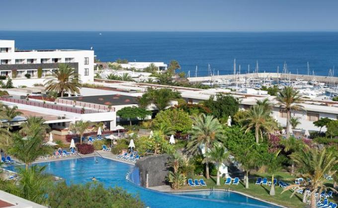 Hotel Costa Calero - logies en ontbijt