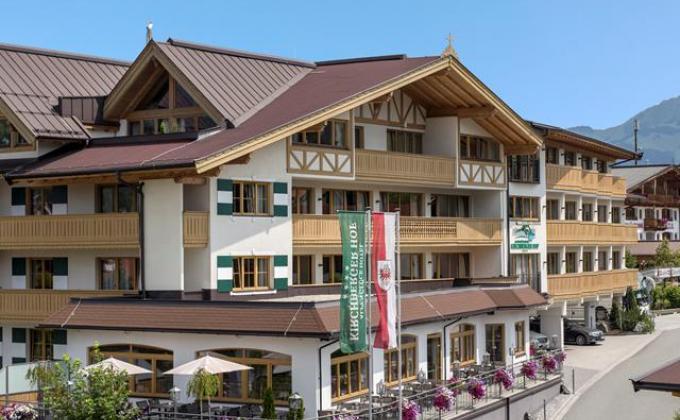 Alpen Glück Hotel Kirchberger Hof - Zomer