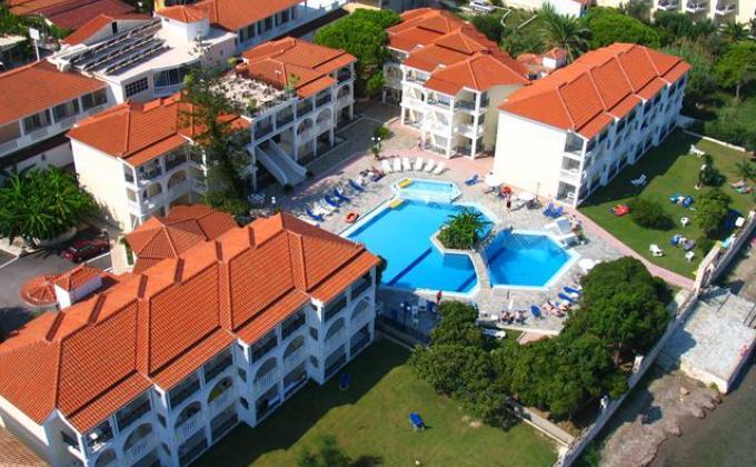 Appartementen Porto Iliessa