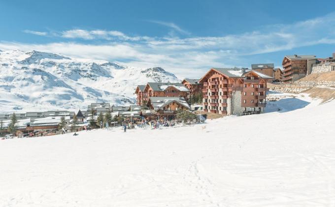 Residence P&v Premium Les Alpages De Reberty
