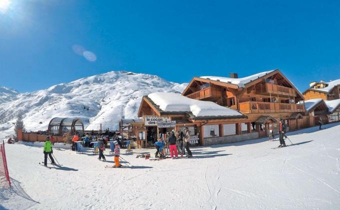 Chalet Hotel Isatis