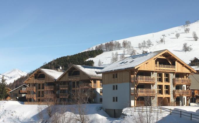 Residence Goléon Val Ecrins