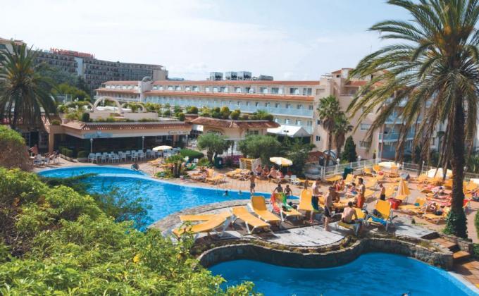 Hotel Guitart Park Aqua Resort