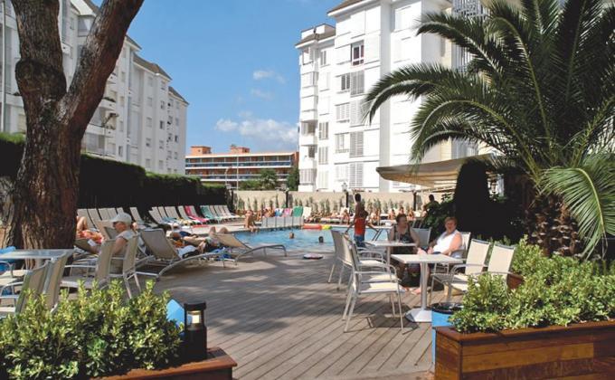 Hotel Alegriafenals Mar (ex-Fergus)
