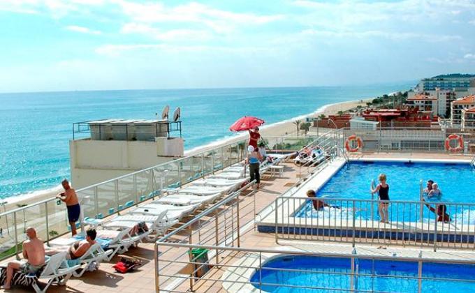 Hotel H-TOP Pineda Palace - zomer 2018