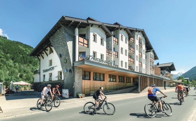 Funsport- & Bikehotel Tauernhof