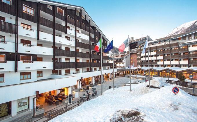 TH La Thuile Planibel Hotel