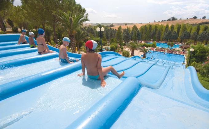 Centro Vacanze Verde Azzurro - appt