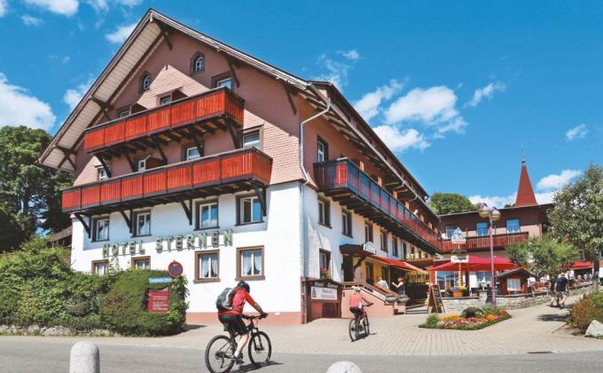 Wochner's Hotel Sternen