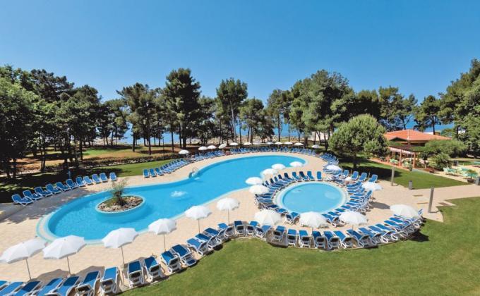 Hotel Sol Aurora For Plava Laguna