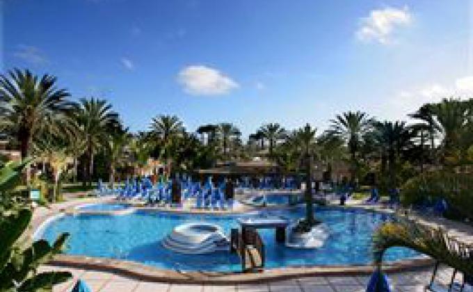 Aparthotel Dunas Suites & Villa Resort - logies en ontbijt