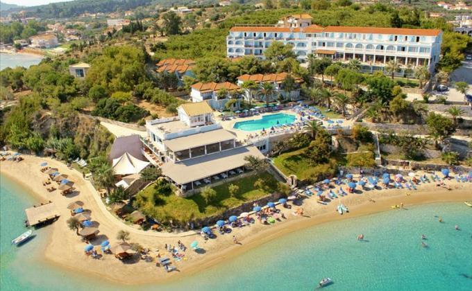 SENTIDO Alexandra Beach Resort & Spa