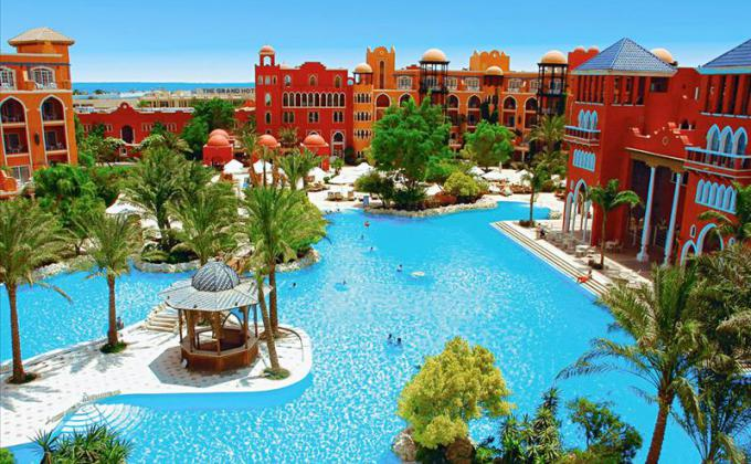 RED SEA The Grand Resort Hurghada
