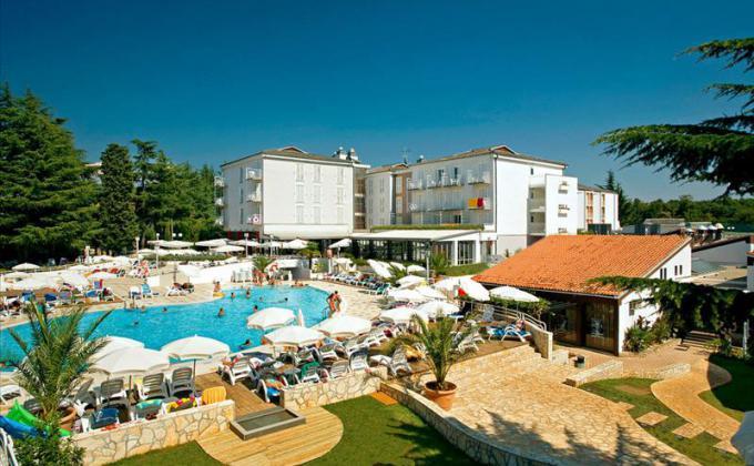 Hotel en Appartementen Valamar Pinia