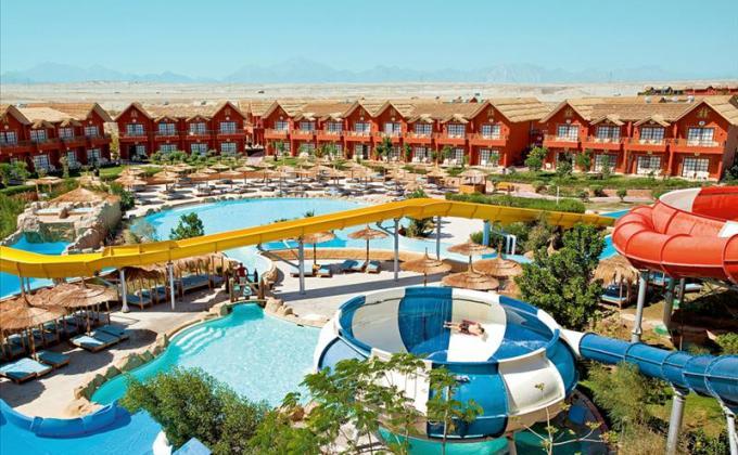 Albatros Jungle Aqua Park Resort