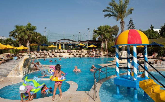 Star Beach Village&Water Park