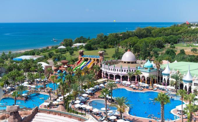 LTI Selin Hotel