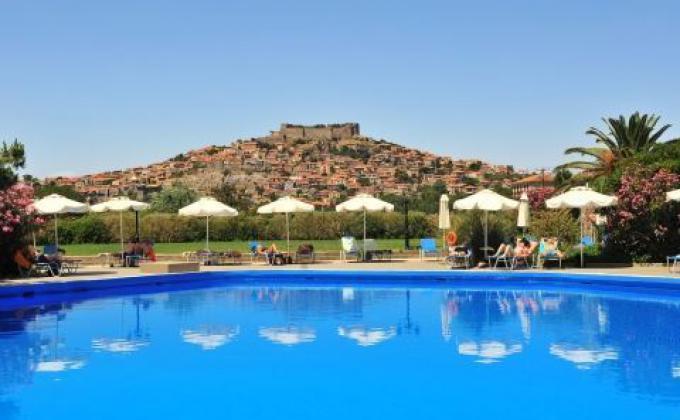 Delfinia Hotel Lesbos