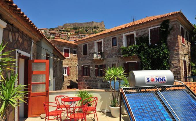 Dionyssos Appartementen