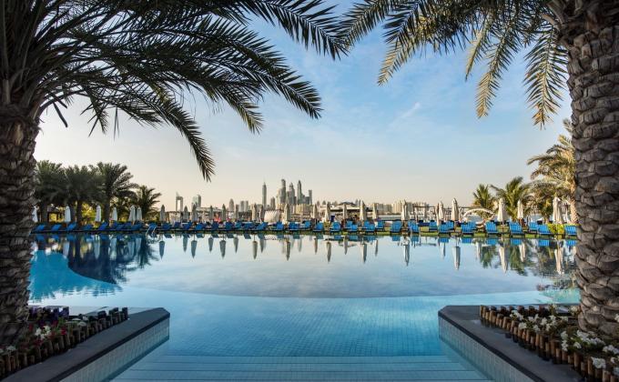 Rixos the Palm Dubai Hotel&Suites