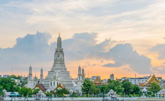 Startpakket Bangkok 5*