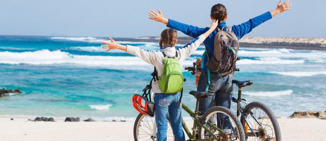 fietsen op Lanzarote