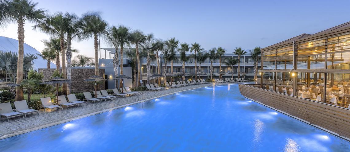 Hotel Blue Lagoon (5*) op Kos