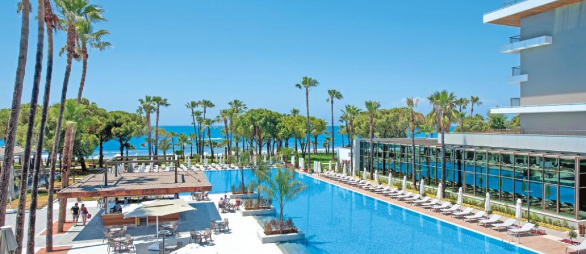 Hotel Acanthus Cennet Barut (5*) in Side