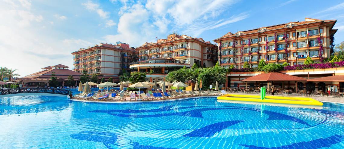 Hotel Adalya Art (5*) in Side