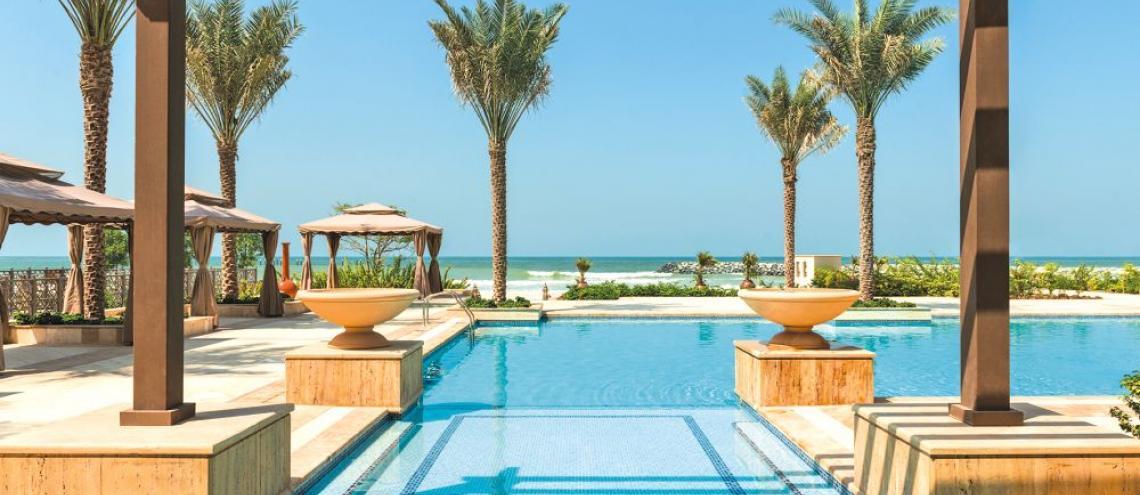 Hotel Ajman Saraj (5*) in Dubai