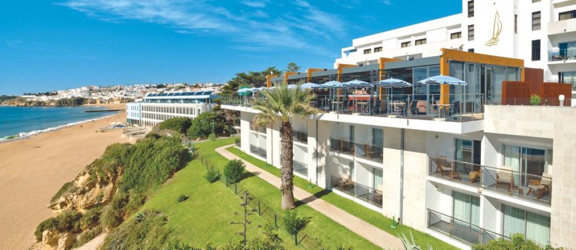 Hotel Alisios (4*) in de Algarve