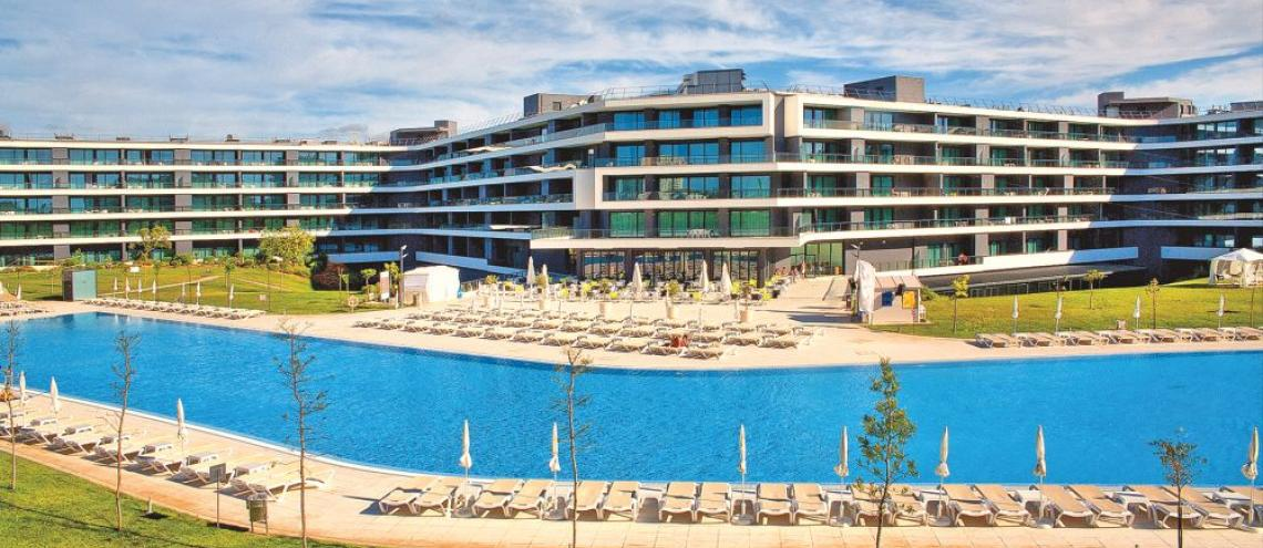 Hotel Alvor Baia (4*) in de Algarve