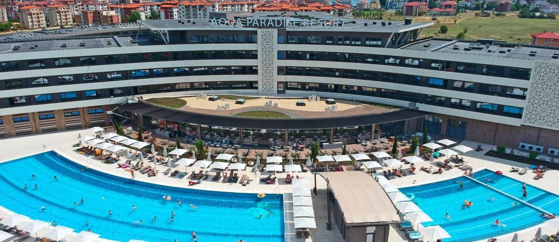 Hotel Aqua Paradise (4*) in Bulgarije